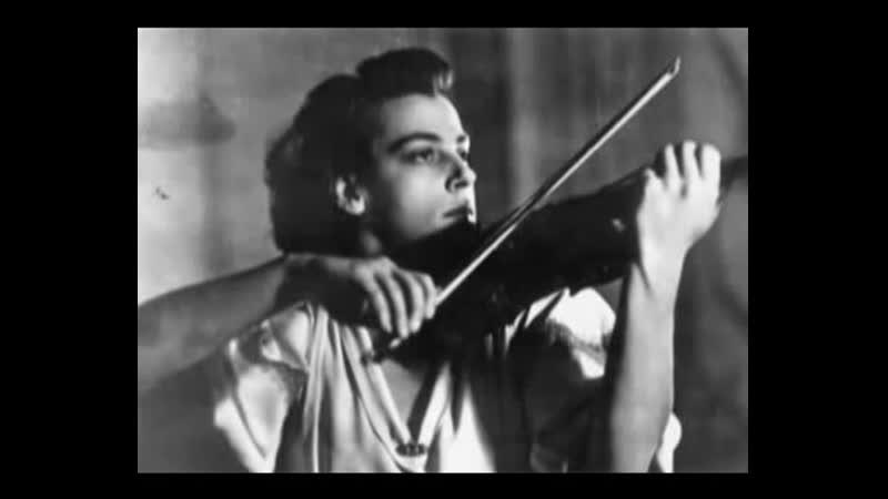 Ginette Neveu Orfeo ed Euridice
