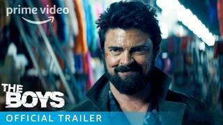 The Boys Season 2 - Official Trailer | Amazon Prime Video