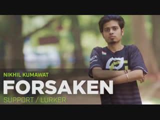Forsaken - Frag Movie 2018