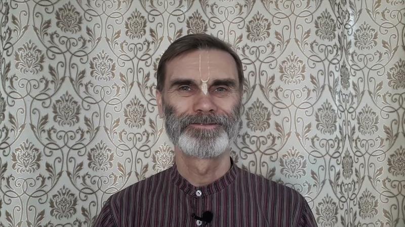 Киртан Мела Сибирь 2021 Е М Вишну таттва прабху Обращение к участникам фестиваля часть 2