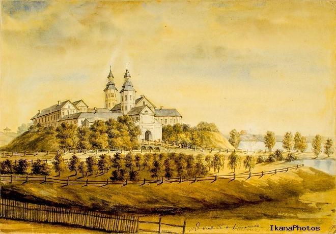 Интересные места нашей планеты Несвижский замок (Беларусь), изображение №2