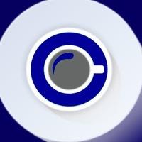 Логотип Cup of English