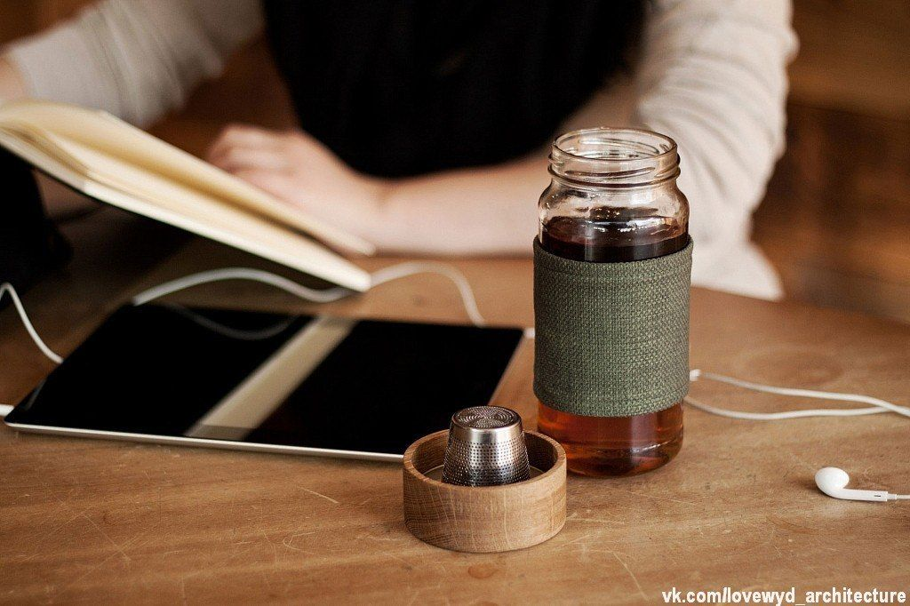 IMBUE: TEA INFUSER AND REUSABLE MUG