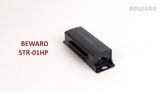 Обзор PoE-репитера BEWARD STR-01HP