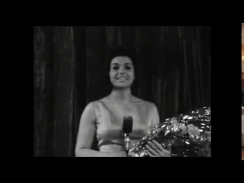 ♪ Подмосковные вечера в исполнении Рози Армен 1967