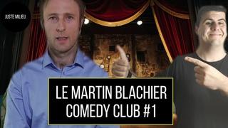 Martin Blachier Comedy Club #1 : EHPAD, vaccins et rigolade