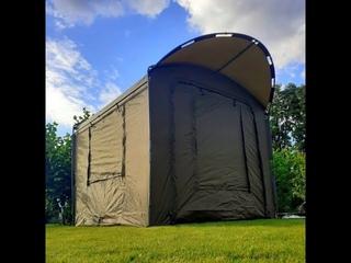 Обзор Палатки Mivardi Base Station - 225 x 225 x 185cm