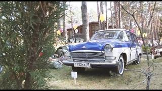 РЕТРО-ГАРАЖ 2018 l  Mitsuoka Le-Seyde, Ford Taunus 1971, BMW 321 1949
