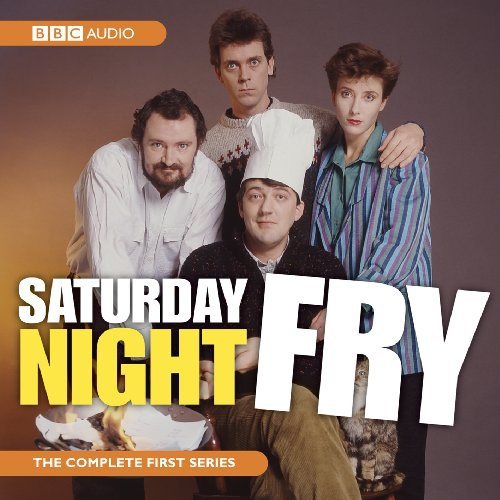 BBC Radio Comedy - Saturday Night Fry - Series 1 S4L -