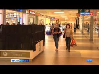 В Карелии ввели запрет на посещение подростками торговых центров без сопровождения взрослых