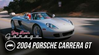Listen To This: 2004 Porsche Carrera GT - Jay Leno's Garage