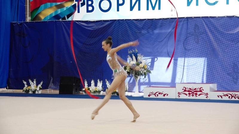 RGYMRUSSIA Karina Kuznetsova Ribbon AA