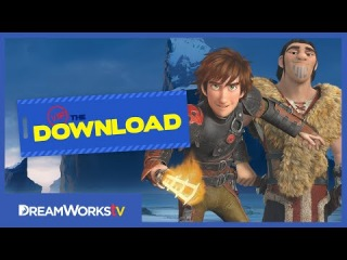 [DELETED SCENE] Hiccup vs. Eret in HTTYD2 | THE DREAMWORKS DOWNLOAD