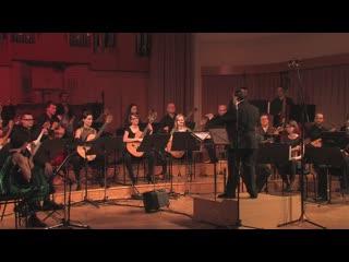OUT OF SPACE - Liam Howlett, arr. Snelle Fjll - Orkester Mandolina Ljubljana - dir. Andrej Zupan