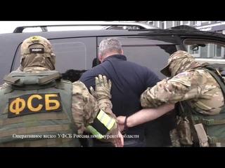 В Благовещенске с поличным при даче взятки 1 миллион рублей задержан  предприниматель.