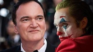 Quentin Tarantino on Joker