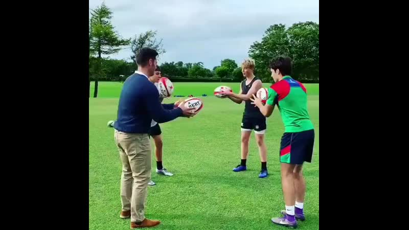 Rugby tr