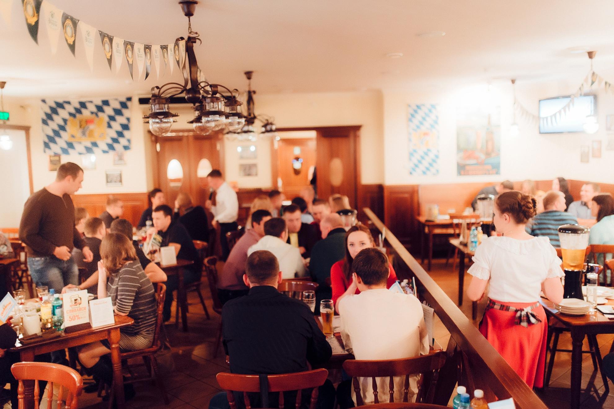Ресторан «Пивной дворик» - Вконтакте