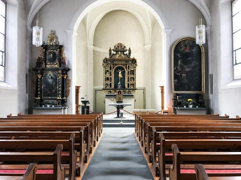 Sankt Georgs- und Sankt Hilarius-Kapelle Zu U. Lieben Frau am See