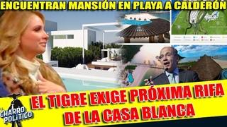 ¡MEXICANOS INTENTAN TOMAR LA CASA BLANCA D LA GAVIOTA PARA RIFA!ENCUENTRAN ESTA MANSION D BOROLAS