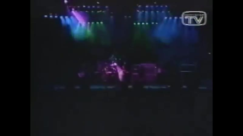Dio Dream Evil Live Monsters Of Rock Italy 1987 ROK ДЖУНГЛИ
