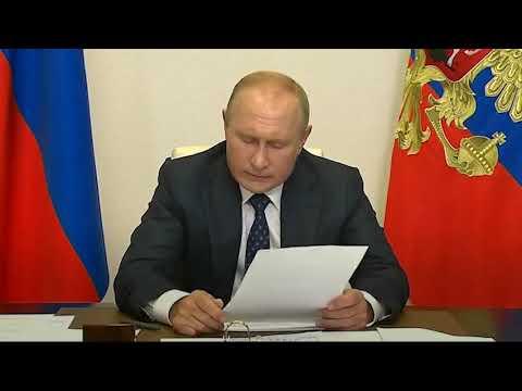 Владимир Путин о Куштау идёт бесконтрольное выкачивание денег любой ценой это печальная история