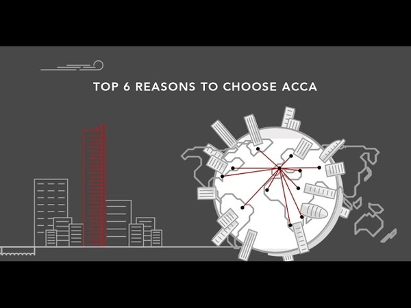 Top 6 reasons to choose ACCA