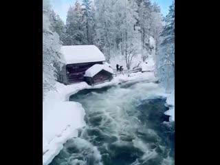 Тем временем в Финляндии.
