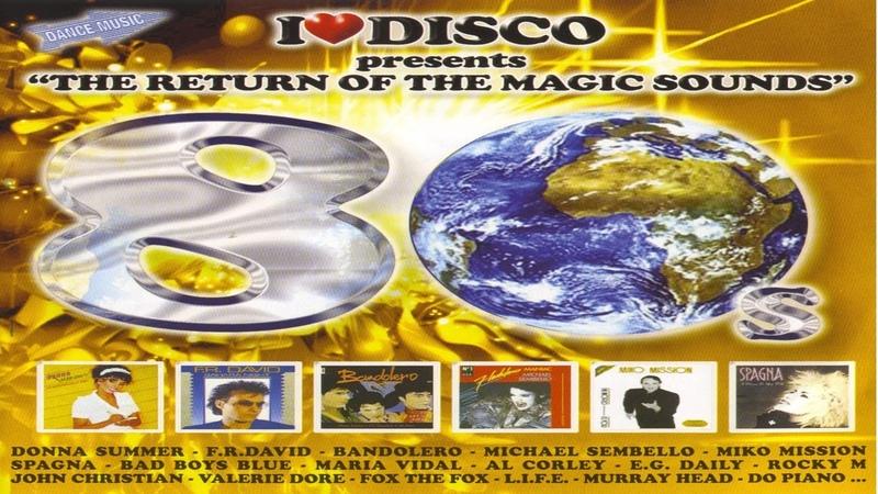 I Love Disco 80's Vol 2 Disco 1