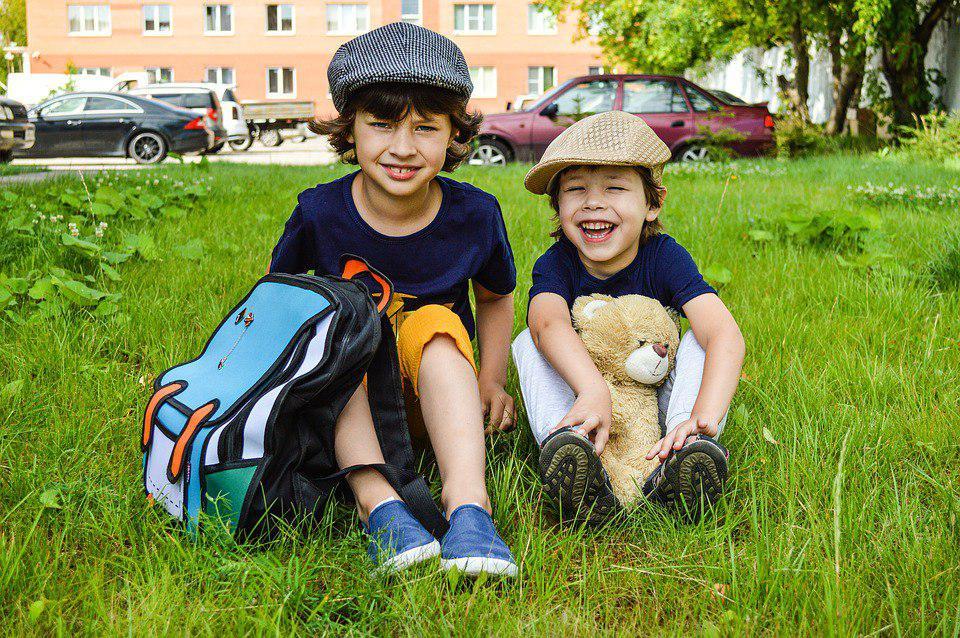 На 1-й Вольской дети изготовят картины из листьев и шишек, сыграют в спортивную игру и научатся собирать лайки в соцсетях