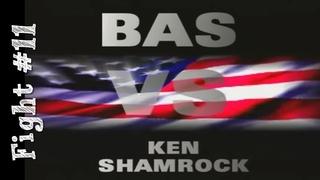 Bas Rutten's Career MMA Fight #11 vs. Ken Shamrock