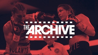 Katie Taylor vs Rose Volante (WBA, WBO and IBF Unification (Full Fight) | The Archive