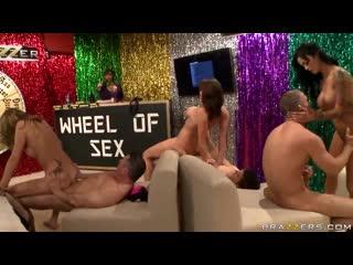 Brazzers Live 12  (1) Chanel Preston Monique Alexander Angelina Valentine Porno Sex Fuck Anal Gonzo GangBang Milf Порно Анал xxx