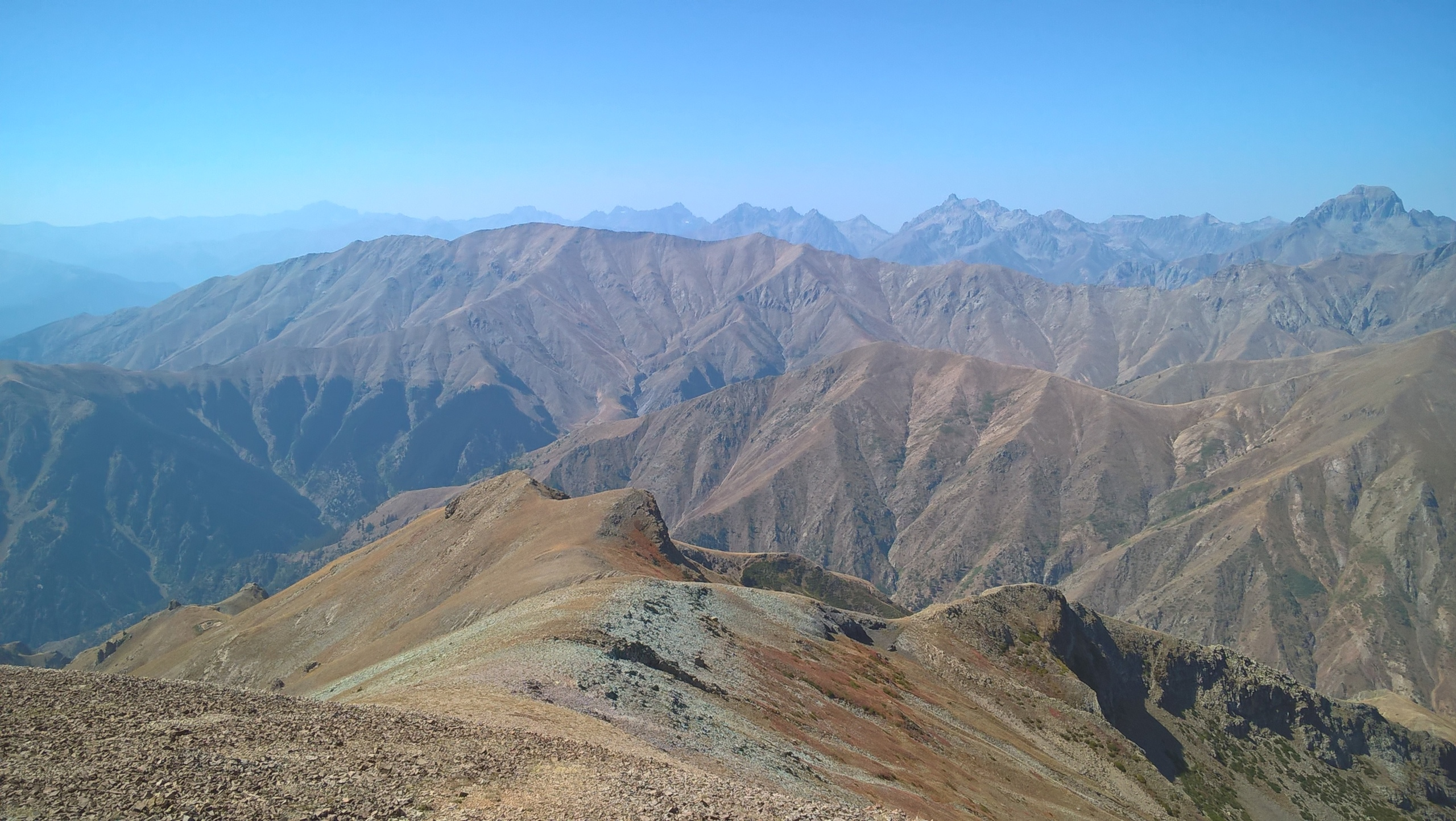 в турецких горах Качкар