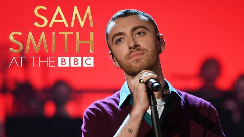 Sam Smith at the BBC Live In London 2017