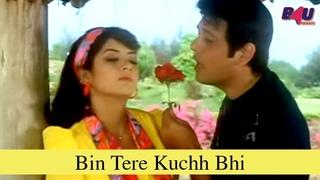 Bin Tere Kuchh Bhi | Full Song | Jaan Se Pyaara | Govinda, Divya Bharti | HD