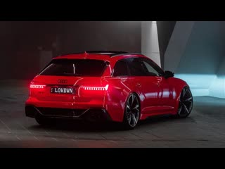 THE-LOWDOWN; 2020 Audi RS 6