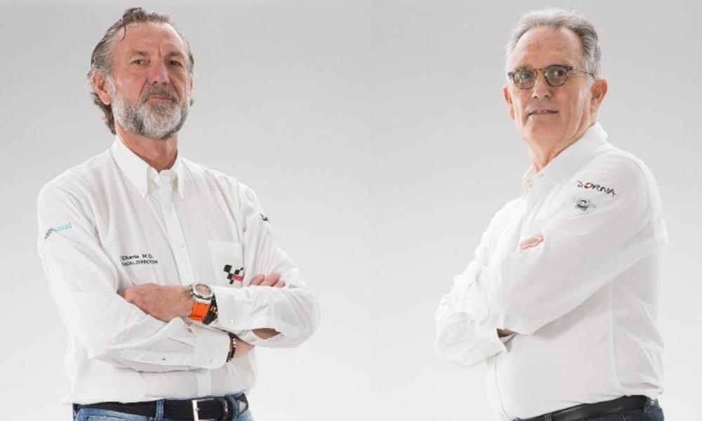 Форбс включил докторов MotoGP в список лучших в Испании