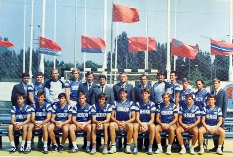 СКИФ второй половины 80-х