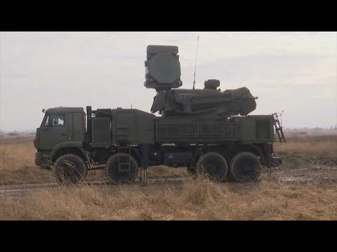 MYSTERY EXPLAINED HOW ISRAEL MANAGED TO HIT RUSSIAN PANTSIR S IN SYRIA WARTHOGDEFENSE
