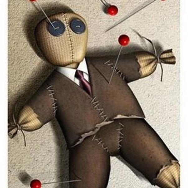 кукла вуду демотиватор согласовании порядка