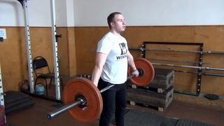 Рывок штанги. Snatch. Обучение технике. Урок № 2 weightlifting кроссфит crossfit
