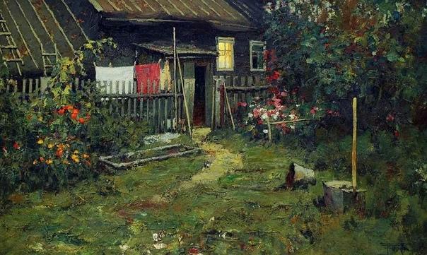 Юрий Васендин современный художник родом из Архангельска (1958 г р.). Он окончил художественную школу. Позже работал художником в Доме культуры поселка Маймакса. В начале 90-х годов его работы