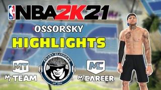 NBA 2K21 Highlights   MC & MT   PS4