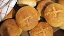 РЖАНЫЕ ХЛЕБНЫЕ БУЛОЧКИ/Rye bread rolls