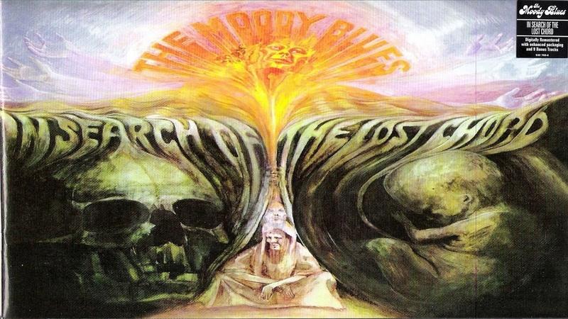 M̤o̤o̤d̤y̤ ̤Blues I̤n̤ ̤S̤e̤a̤r̤c̤h̤ ̤ of The Lost Album 1968