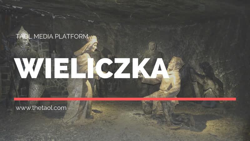 """Соляная шахта """"Величка"""" Wieliczka Salt Mine Poland"""