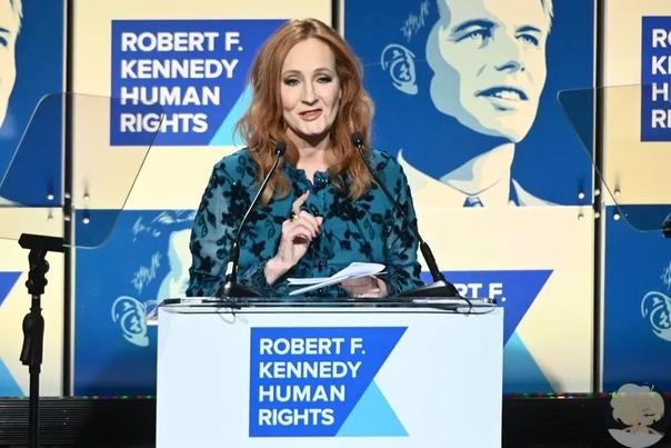 Автор «Гарри Поттера» отказалась от престижной награды после обвинений в трансфобии