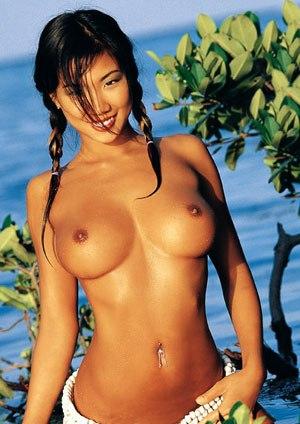 Hiromi Oshima Toes Nude Pics