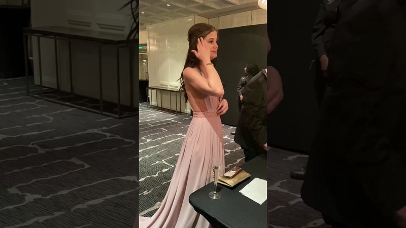 AVN Porn Awards 2020 Las Vegas - Little Caprice behind the scenes
